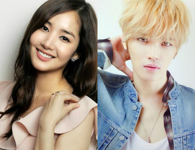 Park Min Young, Kim Jaejoong