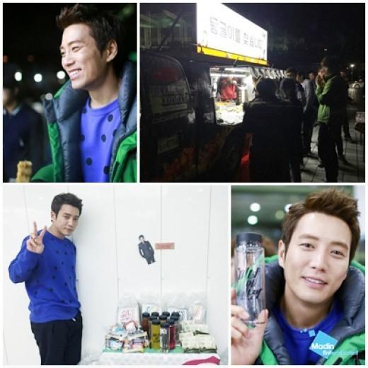 Joo Sang Wook snack truck2