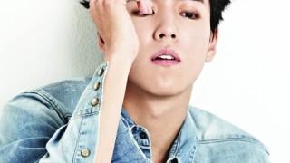 Lee Hyun Woo jean jacket