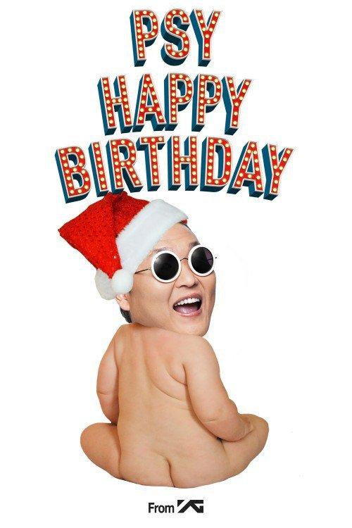 PSY-Birthday