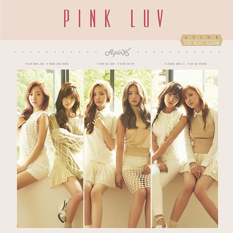 A pink pink luv