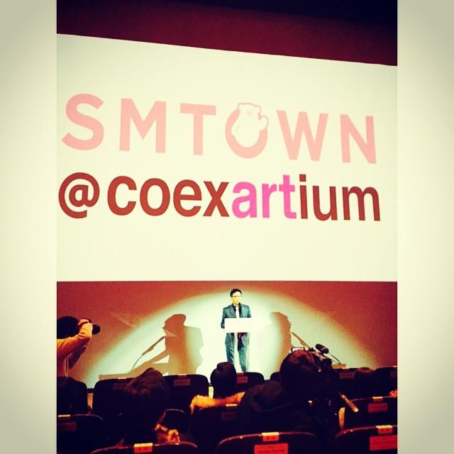 SMTOWN coex artium