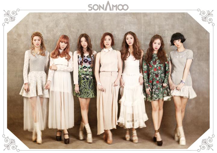 Sonamoo group