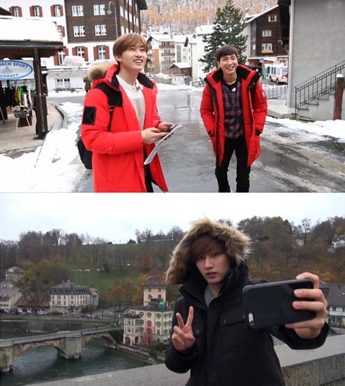 Super Junior's One Fine Day