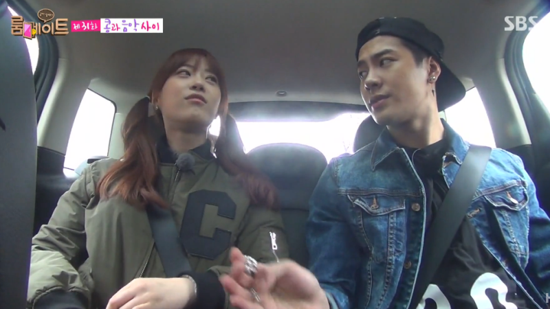 jackson and youngji dating 2015