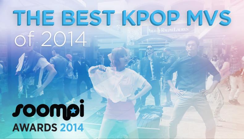 Soompi's Best K-Pop MVs of 2014