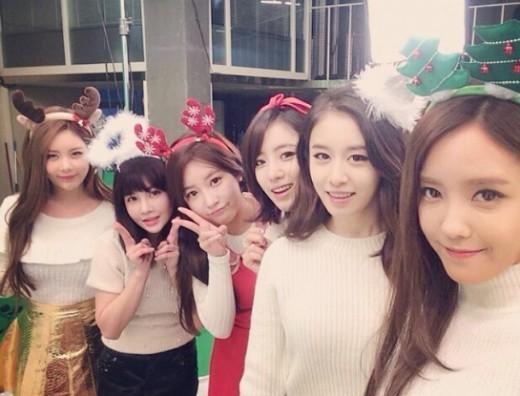 T-ara's Christmas Concert