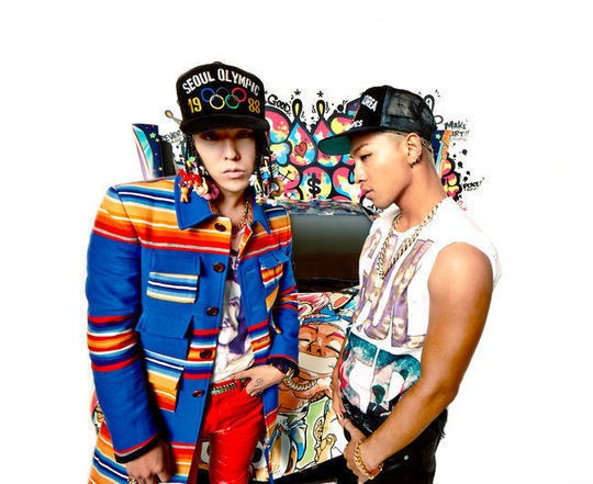 G=Dragon and Taeyang