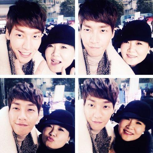 Kim Young Kwang, Kim Hae Sook