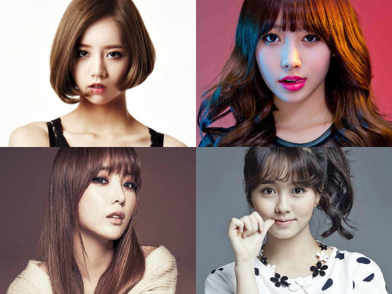 hyeri yura hong jin young kim so hyun