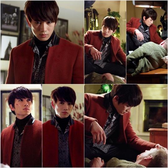 ji sung kill me heal me
