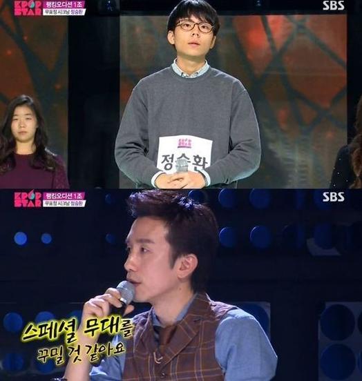 jung seung hwan kpop star 4