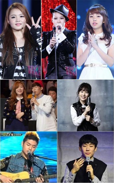 k-pop star healing camp