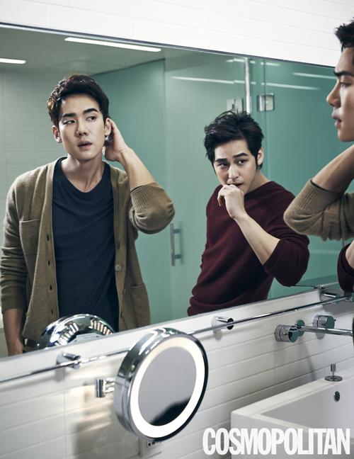 kim beom yoo yeon context pic