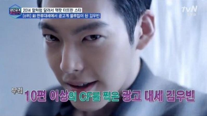 kim woo bin endorsements