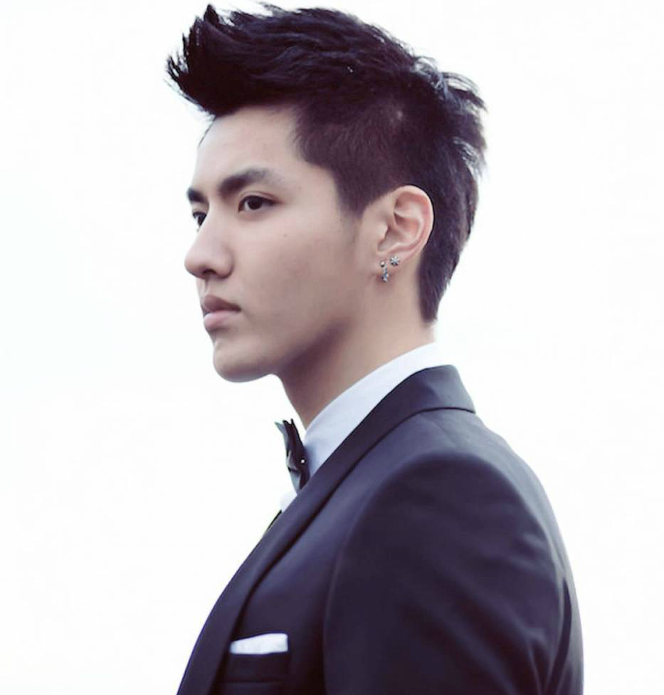 Kris Wu  Alchetron The Free Social Encyclopedia - Chinese Hairstyle