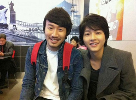 lee kwang soo song joong ki