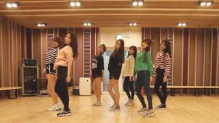 lovelyz dance practice