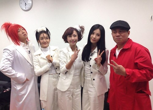saturday saturday is a singer infinity challenge3