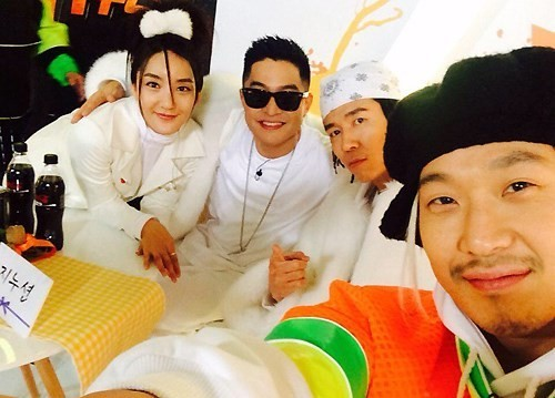 saturday saturday is a singer infinity challenge4