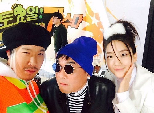 saturday saturday is a singer infinity challenge67