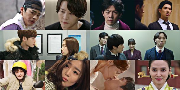 Top Ten K-Drama Moments Of The Week – December Week 1