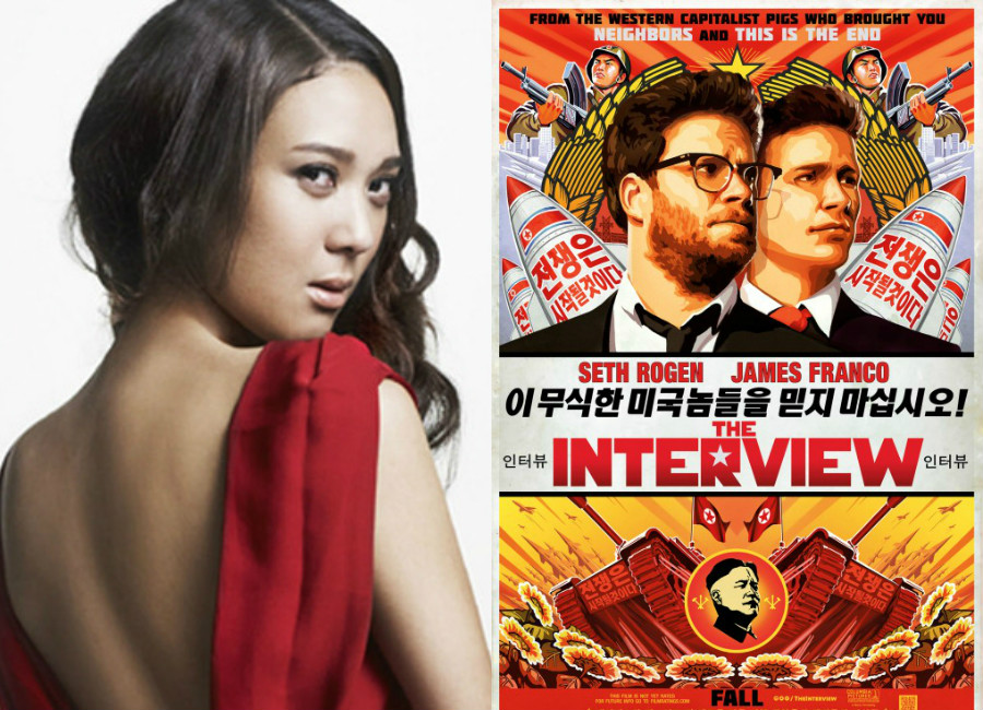 "Yoon Mi Rae to Take Legal Action against Sony Pictures for Using Her Song in ""The Interview"" without Permission"