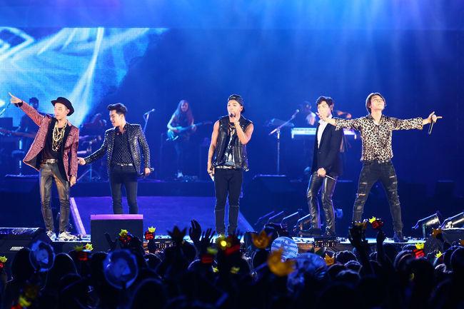 BIGBANG singapore