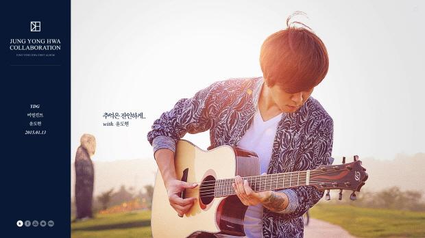 Jung Yong Hwa - Yoon Do Hyun