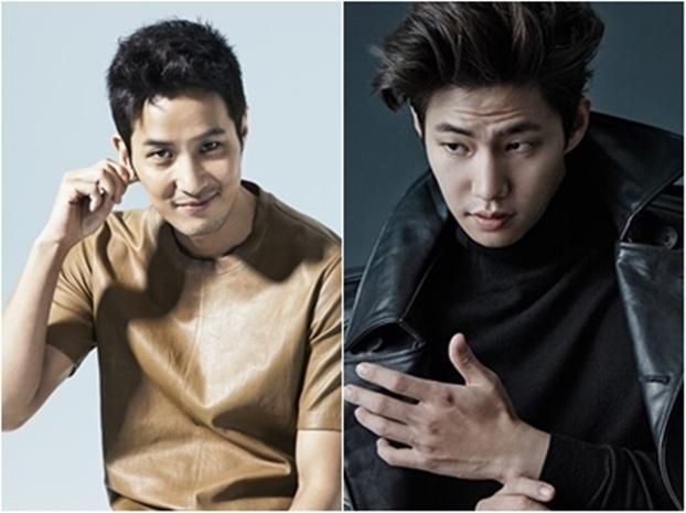 Song Jae RIm and Kim Ji Suk