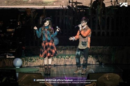 akmu concert in busan 1
