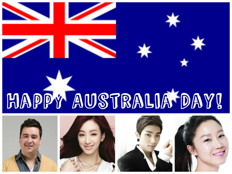 10 Celebrities You Didn't Know Were from Australia – Happy Australia Day!