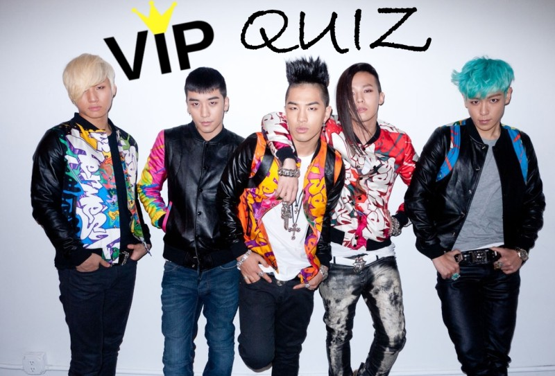 V.I.P. QUIZ: What's Your Level of BIGBANG Knowledge?