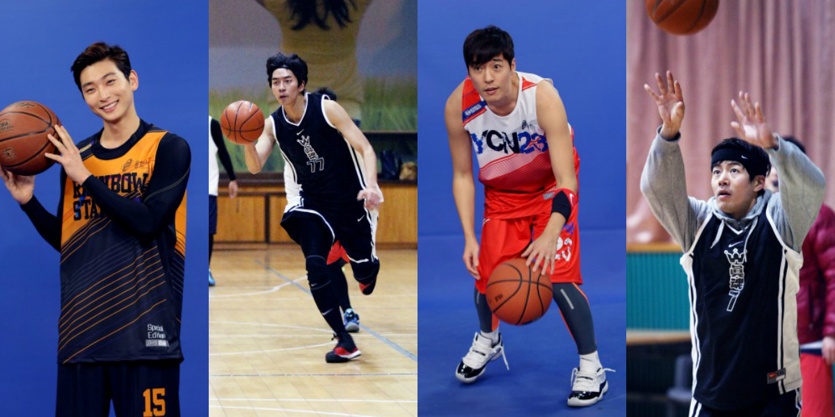 celebrity basketball league