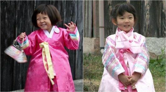 chu sarang hanbok