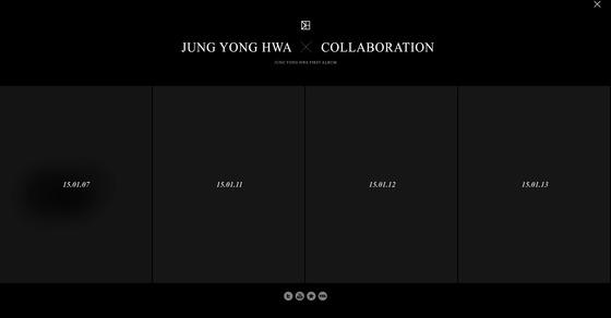 jung yong hwa collaboration