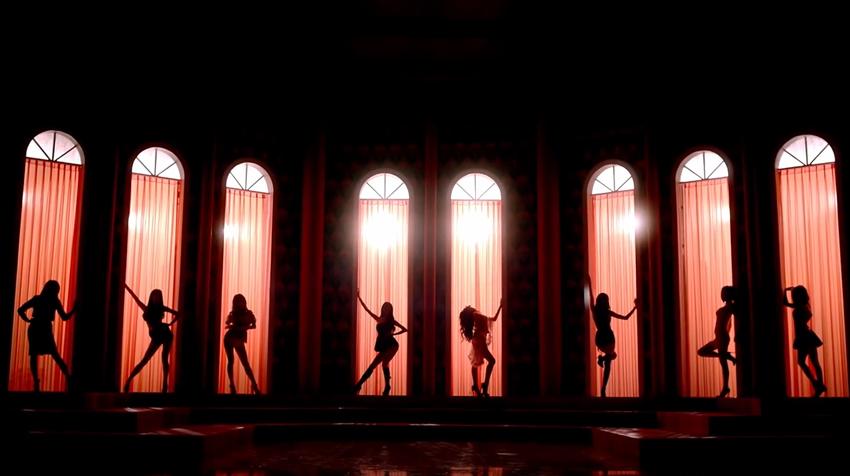 nine muses drama teaser