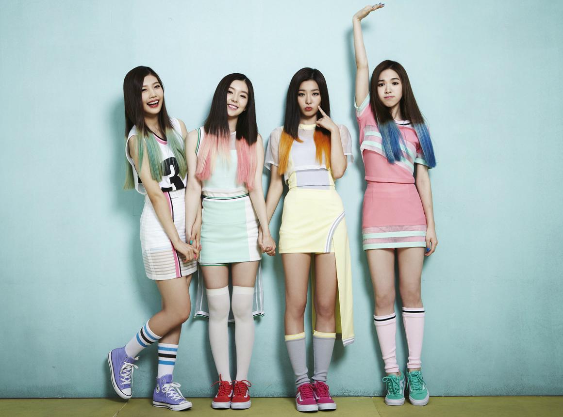 Red Velvet Opens Up Official Group Instagram!