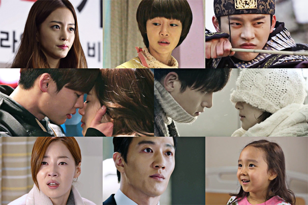 Top Ten K-Drama Moments Of The Week – January Week 1