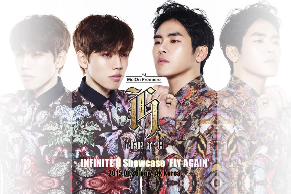 Infinite H comeback