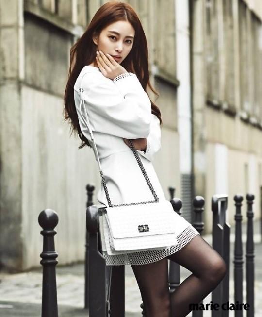 Han Ye Seul Marie Claire 3