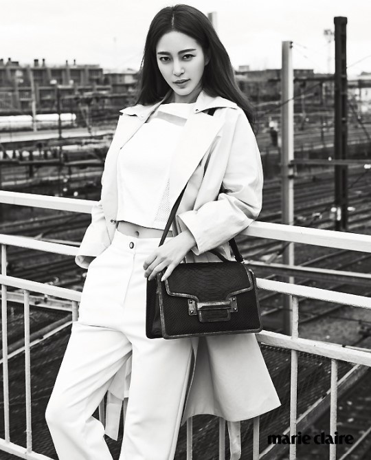 Han Ye Seul Marie Claire 4