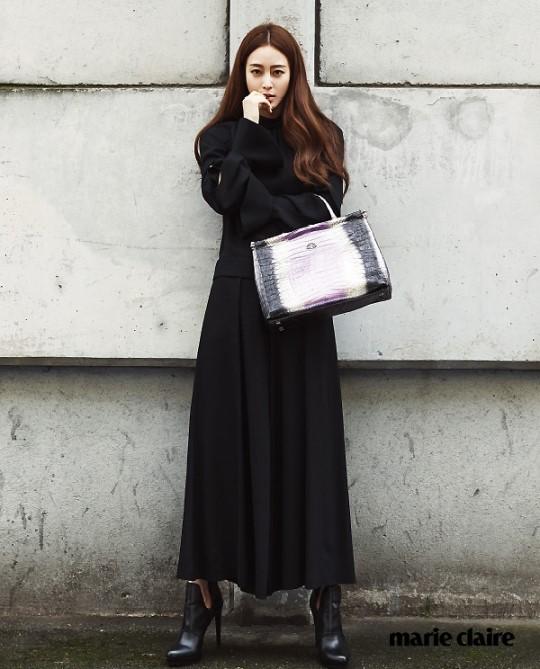 Han Ye Seul Marie Claire
