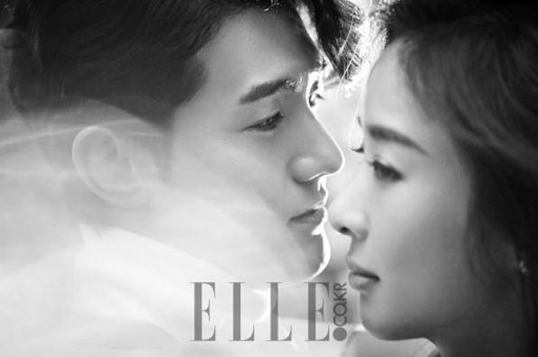 Lee GI Woo and Lee Chung Ah