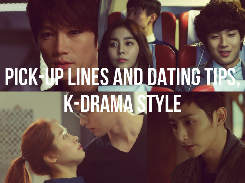 Pick-Up Lines and Dating Tips, K-Drama Style soompi