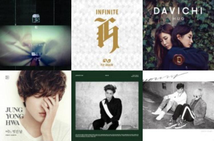 Soompi Weekly K-Pop Music Chart 2015 – February Week 3