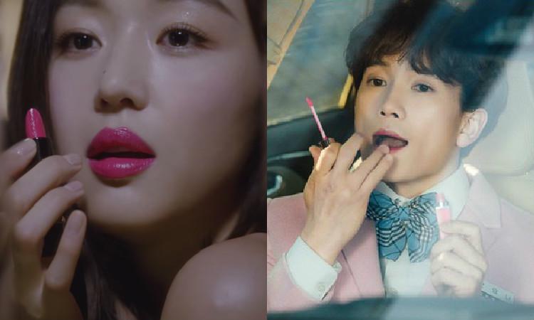 Who Sells Lipstick Better- Ji Sung or Jun Ji Hyun?