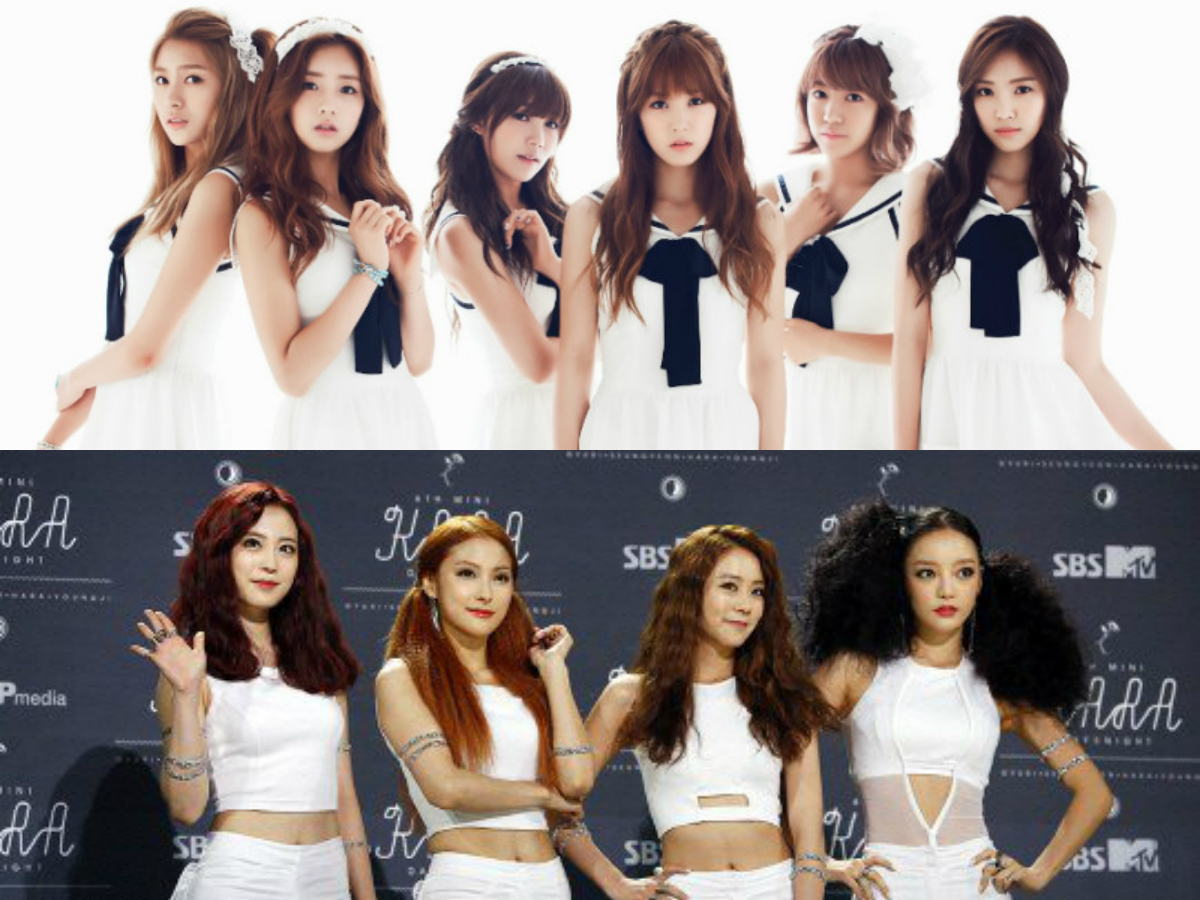2015 girl group rankings