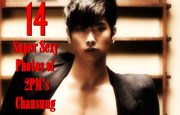 14 Super Sexy Photos of 2PM's Chansung