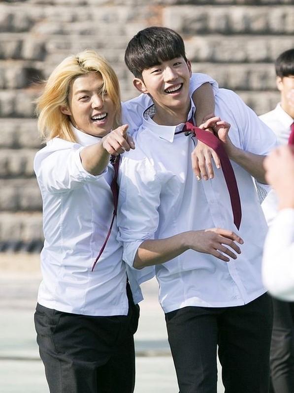 kangnam nam joo hyuk school